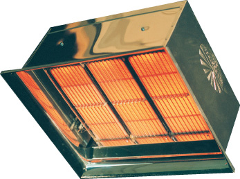 Brant Radiant Heaters High Intensity Luminous